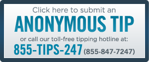 Anonymous Tip Hotline Logo